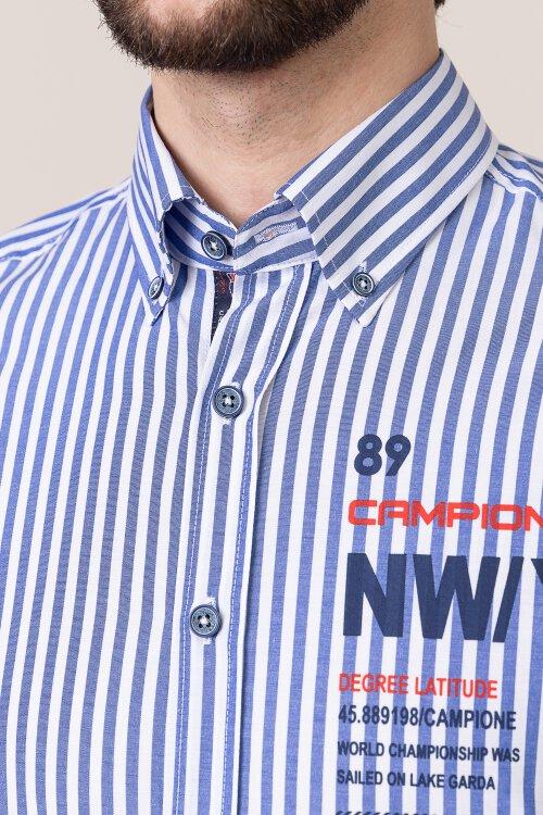 Koszula Campione 4707083_111230_80841 biały