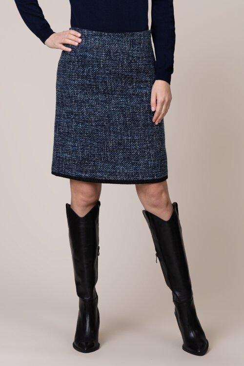 Spódnica Atelier Gardeur EMMA 210 640680_67 niebieski