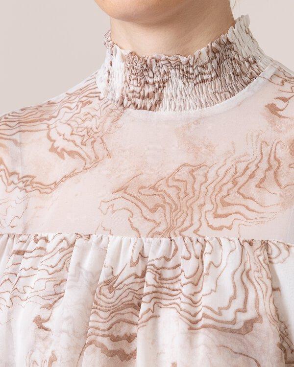 Bluzka Na-Kd 1018-004055_BEIGE PRINT beżowy