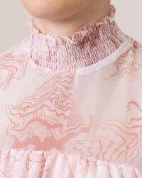 Bluzka Na-Kd 1018-004055_PINK PRINT różowy- fot-1