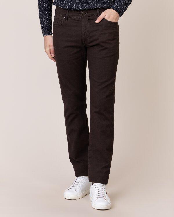 Spodnie Bugatti 46354_4 3470_080 brązowy