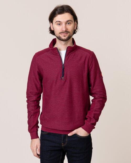 Sweter Lerros 2994441_361 bordowy