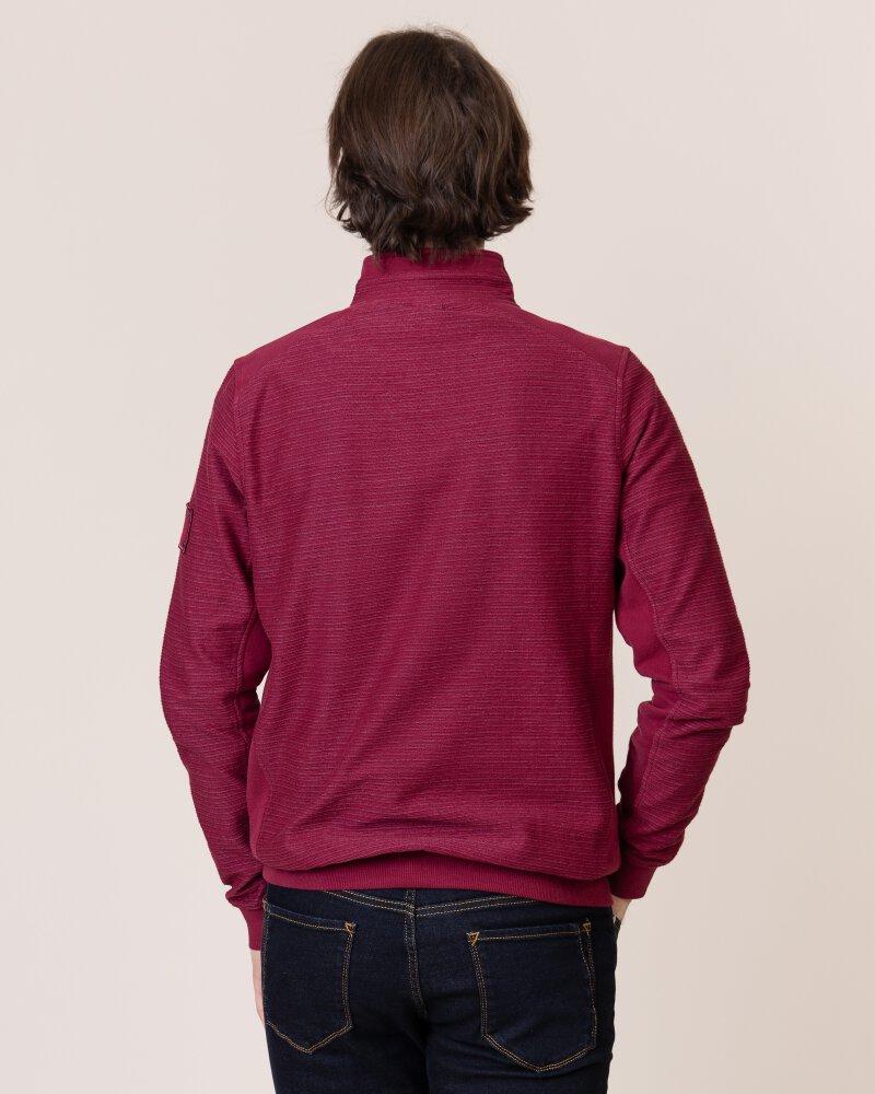 T-Shirt Lerros 2994441_361 bordowy - fot:3