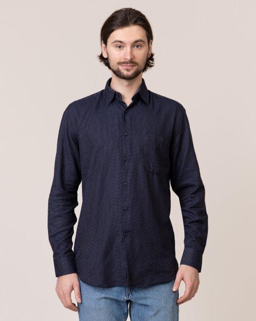 Koszula Seven Seas STANLEY_260 czarny