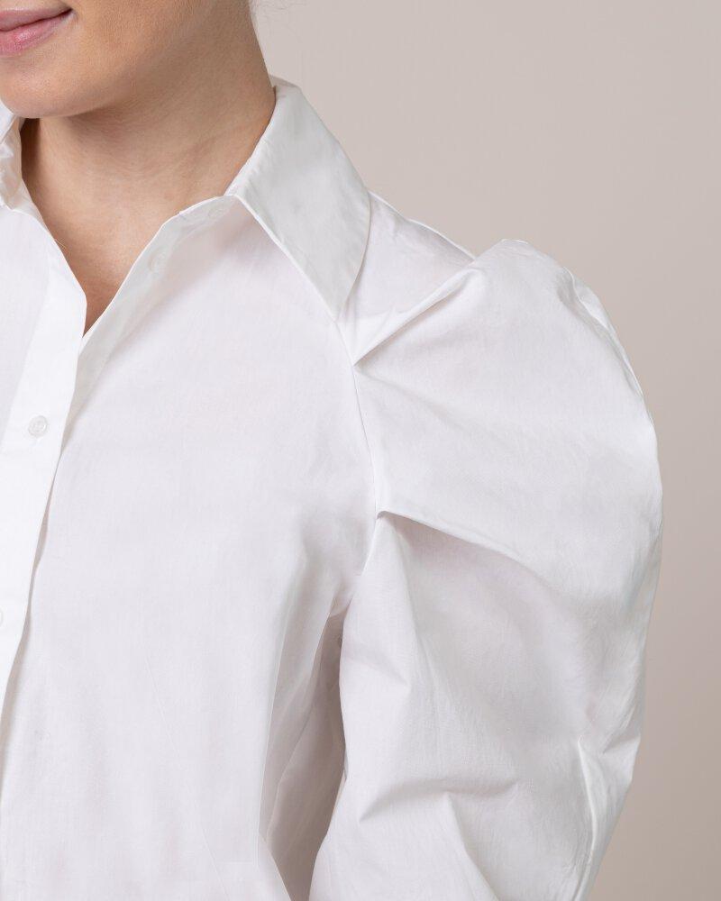 Koszula Na-Kd 1594-000295_WHITE biały - fot:2