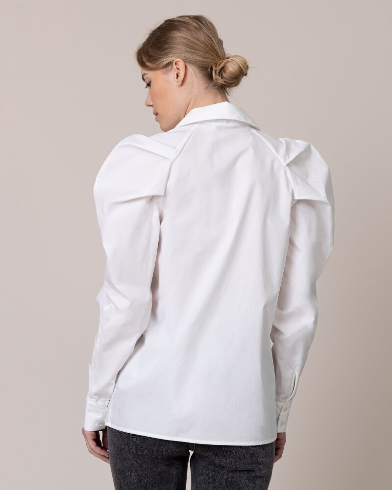 Koszula Na-Kd 1594-000295_WHITE biały - fot:3