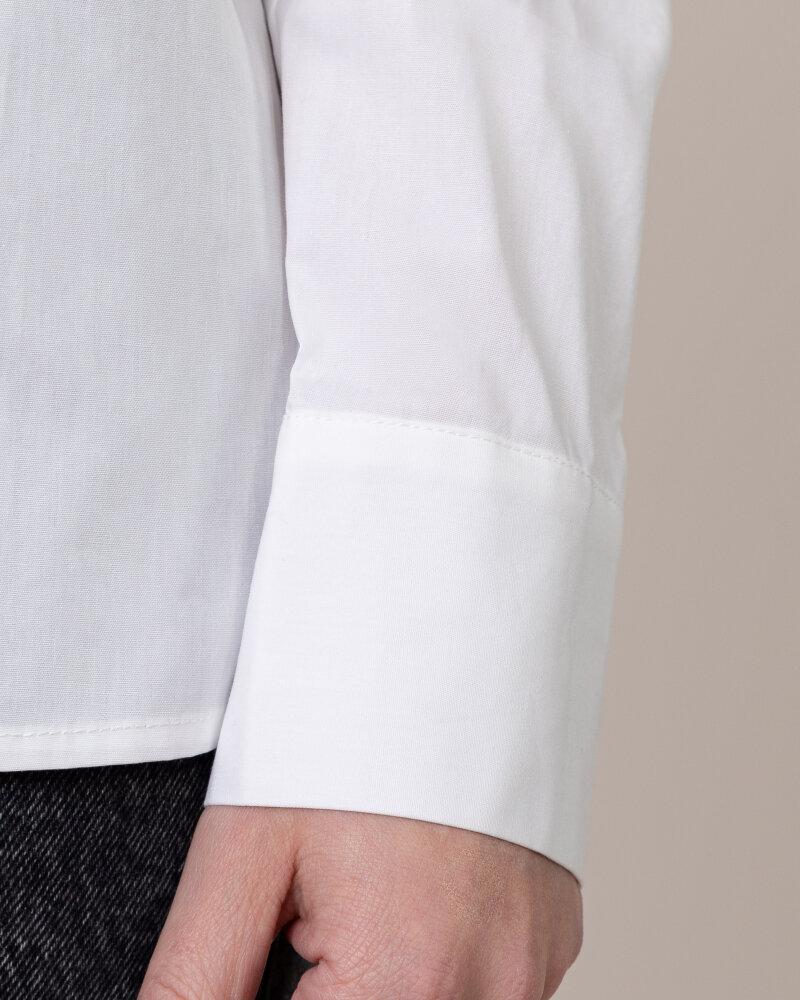 Koszula Na-Kd 1594-000295_WHITE biały - fot:4
