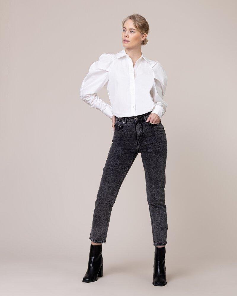 Koszula Na-Kd 1594-000295_WHITE biały - fot:5