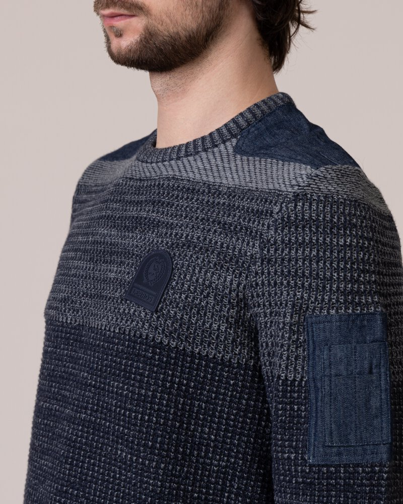 Sweter Lerros 2995029_486 szary - fot:2