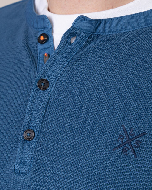 T-Shirt Lerros 2994949_448 niebieski