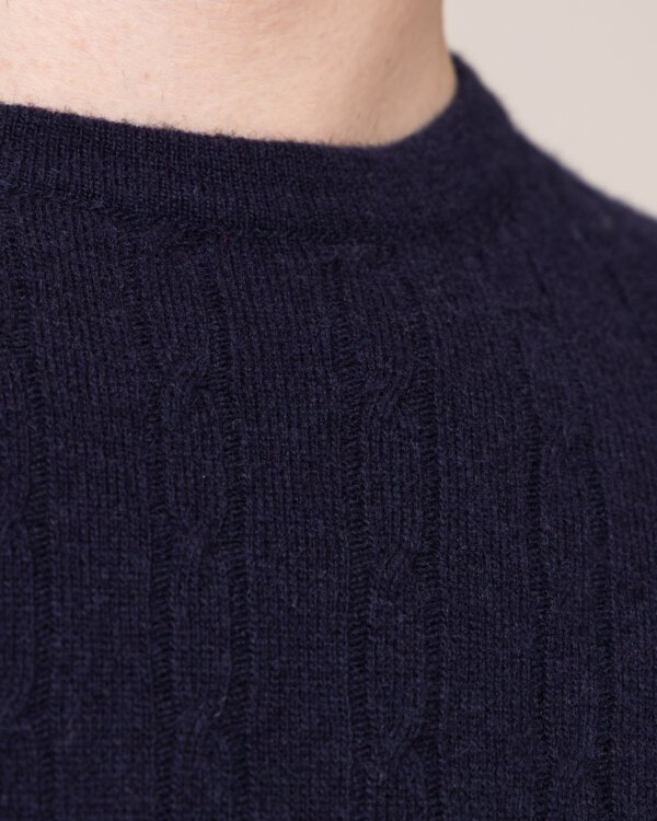 Sweter Colours & Sons 9219-122_699 granatowy