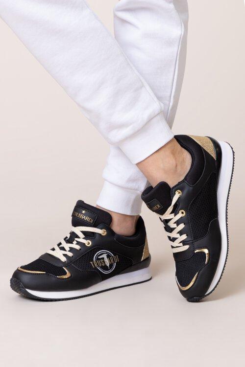 Buty Trussardi Jeans 79A00496_9Y099999_K299 czarny