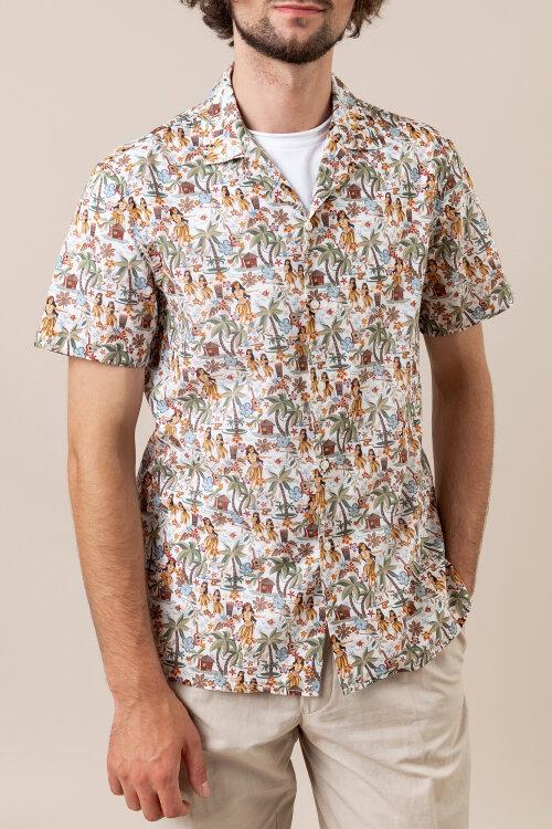 Koszula Altea 1954033_29 wielobarwny