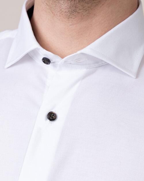 Koszula Seven Seas FINE TWILL W/PLANET_001 biały