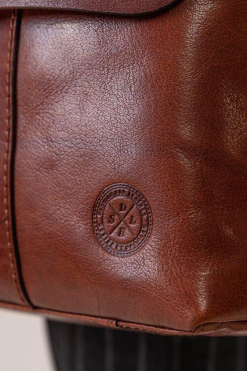 Torba Saddler 111360046_MIDDROWN brązowy