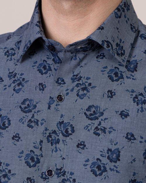 Koszula Seven Seas REED_760 niebieski