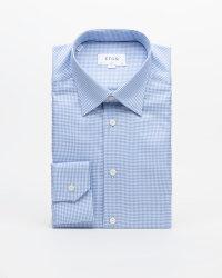 Koszula Eton 1000_00017_25 niebieski- fot-0