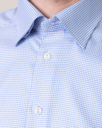 Koszula Eton 1000_00017_25 niebieski- fot-1