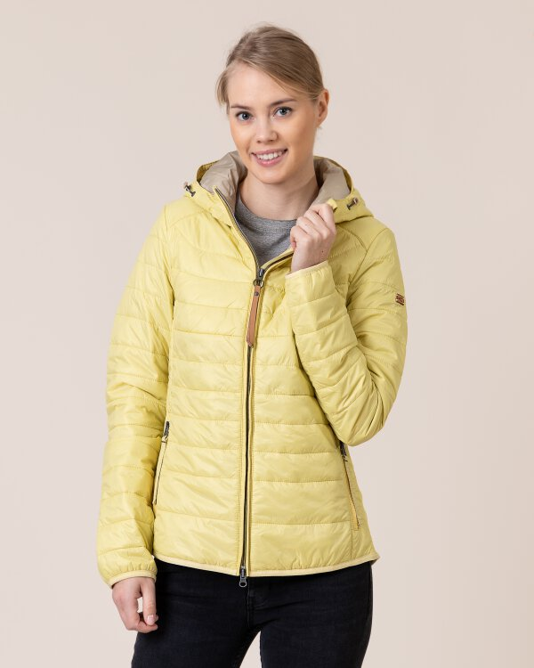 Kurtka Camel Active 3X44330400_61 żółty