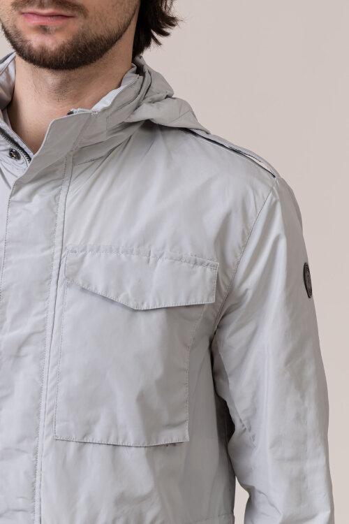 Kurtka Trussardi Jeans 52S00399_1T003430_E030 jasnoszary