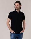 Polo Trussardi Jeans 52T00321_1T003603_K299 czarny