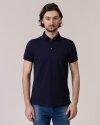 Polo Trussardi Jeans 52T00321_1T003603_U290 granatowy