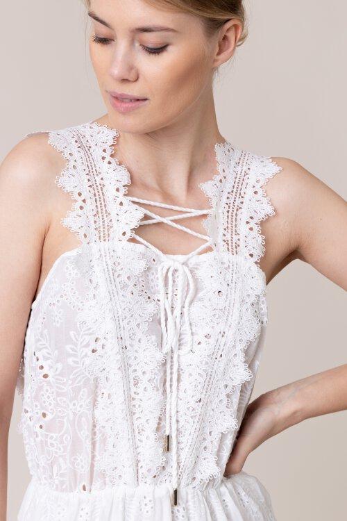 Sukienka Trussardi Jeans 56D00323_1T003472_W001 biały