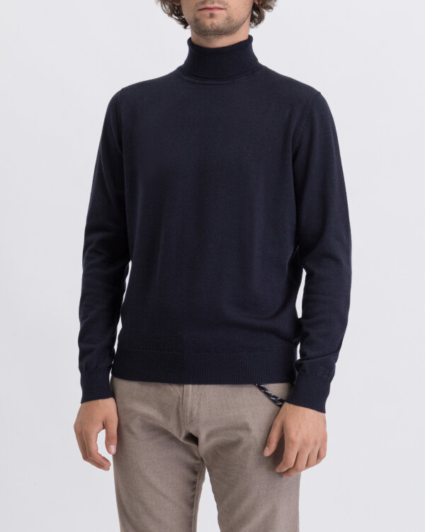 Sweter Fynch-Hatton 1219852_645 granatowy