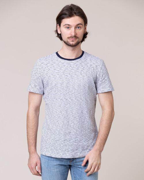 T-Shirt Mexx 53645_300091 biały