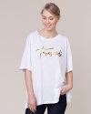 T-Shirt Trussardi Jeans 56T00226_1T003615_W001 biały