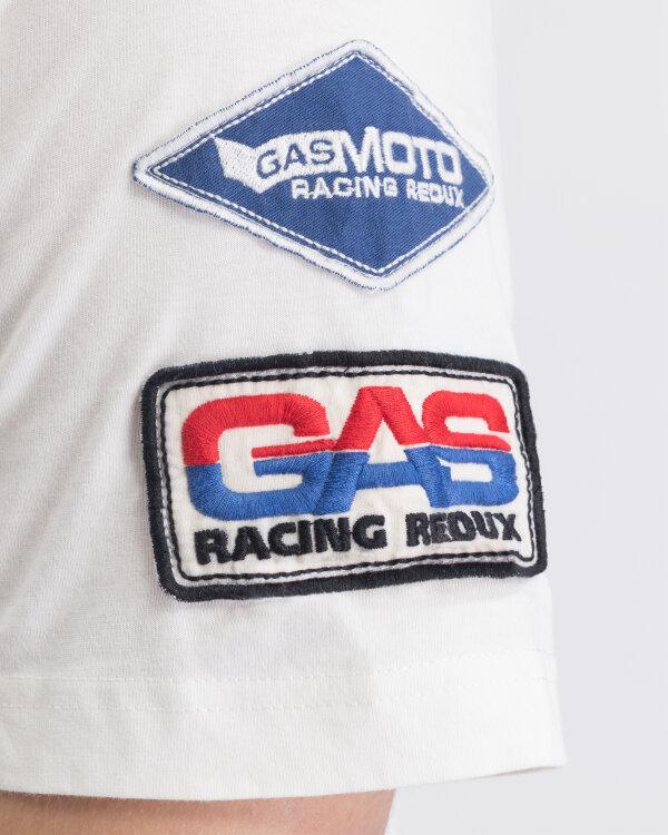 T-Shirt Gas 98460_SCUBA/S GAS R.R._0816 biały