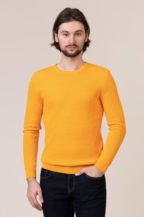 Bluza Knowledgecotton Apparel 80584_1306 żółty
