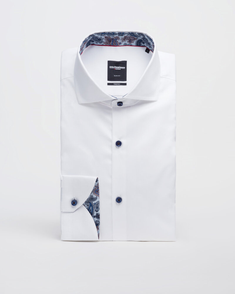 Koszula Otto Hauptmann G9B178/1_ biały - fot:1
