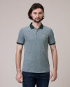 Polo Knowledgecotton Apparel 20065_1294 zielony