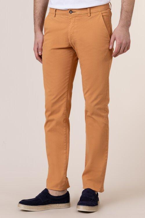 Spodnie Bugatti 26226_4819GD_650 pomarańczowy