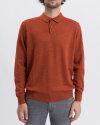 Sweter Fynch-Hatton 1219855_230 pomarańczowy