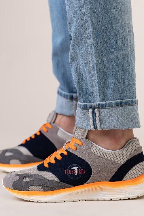 Buty Trussardi Jeans 77A00226_9Y099999_E717 szary