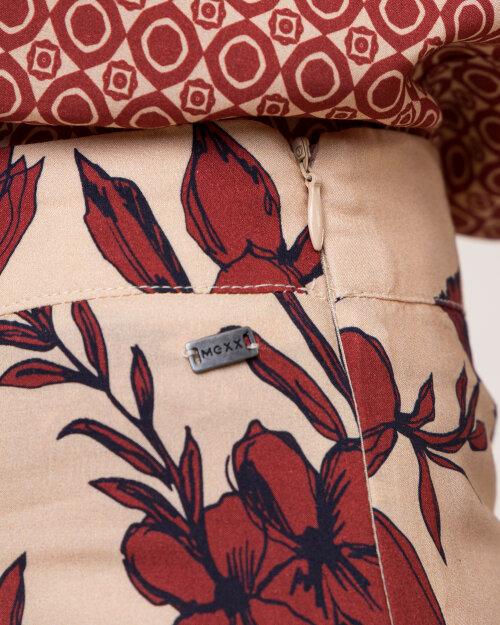 Spodnie Mexx 73956_300092 bordowy