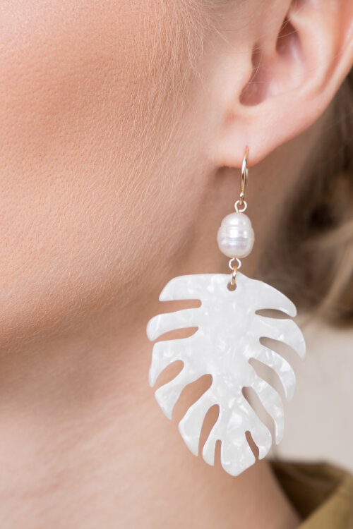 Biżuteria Hallhuber 3-2010-25093_999 biały