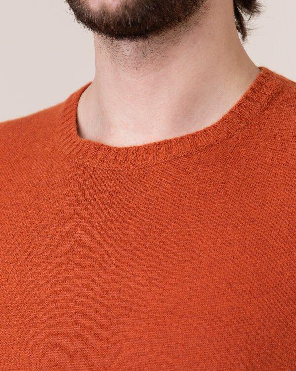 Sweter Oscar Jacobson VALTER 6891_4954_646 pomarańczowy