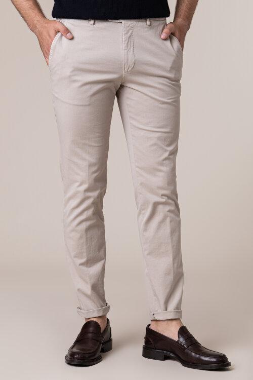 Spodnie Oscar Jacobson DANWICK 5176_4305_485 beżowy