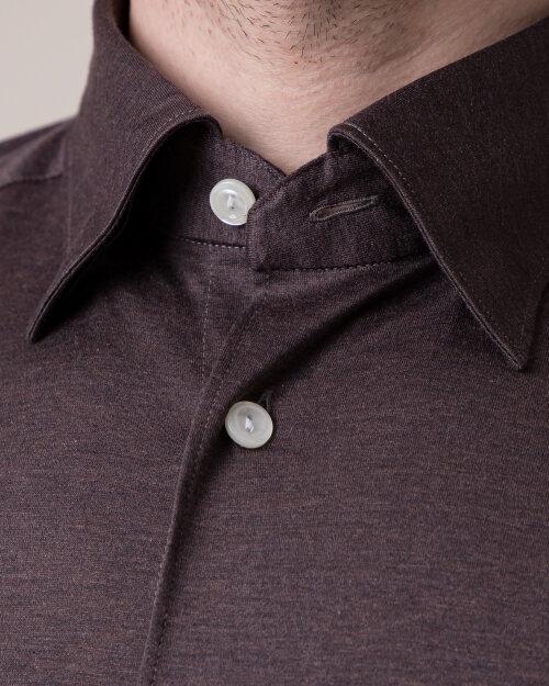 Koszula Eton 1000_00395_36 brązowy