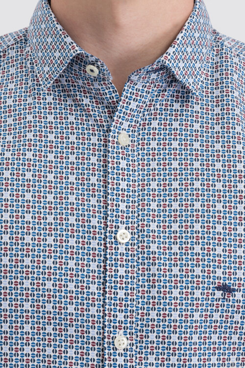 Koszula Fynch-Hatton 12196157_6152 wielobarwny