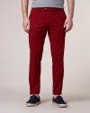 Spodnie Oscar Jacobson DENZEL 5173_5034_605 bordowy