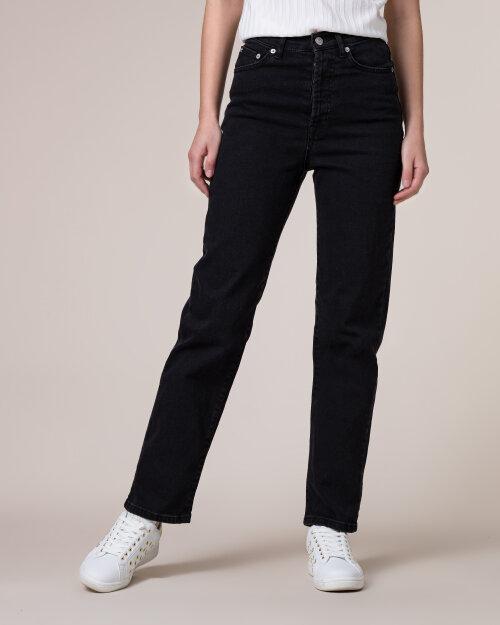 Spodnie Na-Kd 1100-001961_BLACK czarny