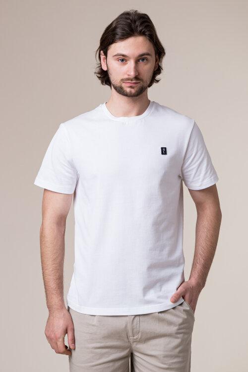 T-Shirt Henri Lloyd A201155094_Cowes T-shirt_000 biały