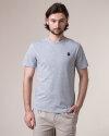 T-Shirt Henri Lloyd A201155094_Cowes T-shirt_901 szary