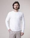 Sweter Henri Lloyd A201153047_Henri Knit_010 biały