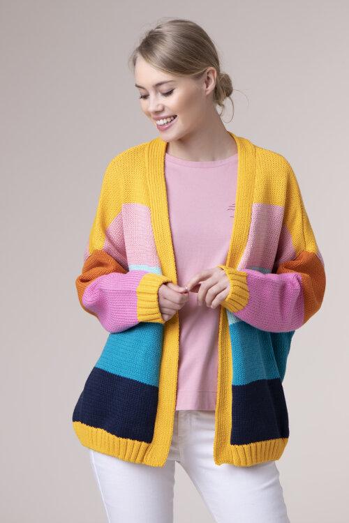 Sweter Femi Stories MIA_HSTR wielobarwny
