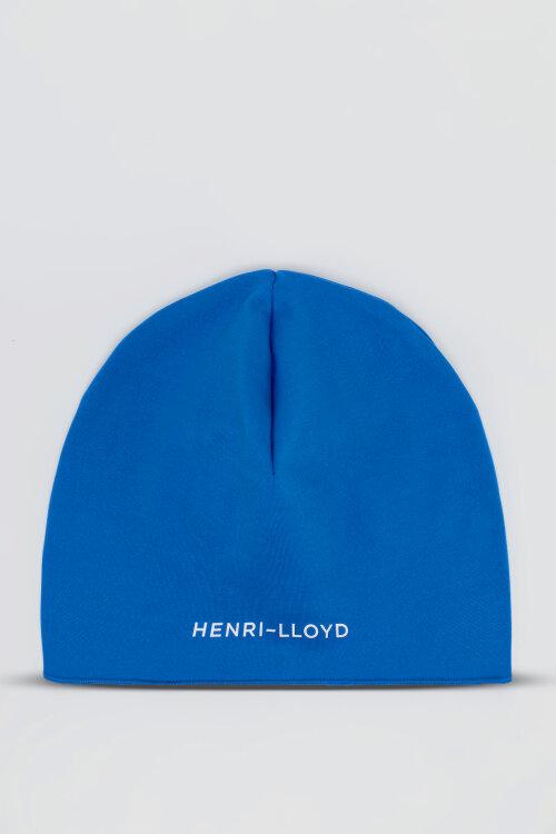 Czapka Henri Lloyd P201335074_Maverick Beanie_610 niebieski